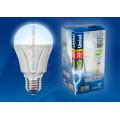 Лампа светодиодная Uniel Palazzo LED-A60-11W/NW/E27/FR ALP01WH 1100Lm 4500K 175-265V