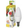 Лампа светодиодная LED-Свеча-Standard 5.0Вт 160-260В Е14 3000К 450Лм ASD