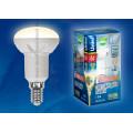 Лампа светодиодная Uniel Palazzo LED-R50-6W/WW/E14/FR/DIM ALP01WH 550Lm 3000K 40-250V Диммируемая