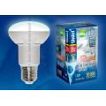 Лампа светодиодная Uniel Palazzo LED-R63-11W/NW/E27/FR/DIM ALP01WH 1020Lm 4500K 40-250V Диммируемая