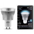 Лампа светодиодная Gauss LED GU10 8W 4100K 720Lm 220V EB101106208