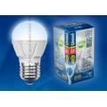 Лампа светодиодная шар Uniel Palazzo LED-G45-6W/NW/E27/FR ALP01WH 600Lm 4500K 175-265V