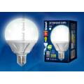 Лампа светодиодная шар Uniel Palazzo LED-G95-16W/NW/E27/FR ALP01WH 1500Lm 4500K 175-265V