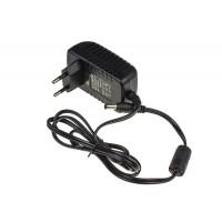 Блок питания для светодиодной ленты RGB LS мощностью 24W с вилкой