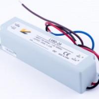 Герметичный блок питания для светодиодной ленты мощностью 60W