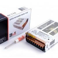 Блок питания для светодиодной ленты мощностью 150W в металлическом корпусе