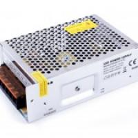 Блок питания для светодиодной ленты мощностью 250W в металлическом корпусе