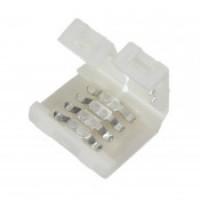 Коннектор для светодиодной ленты RGB 10мм без провода