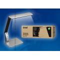 Светильник настольный светодиодный TLD-503 Silver с диммером (USB-порт)