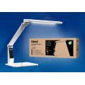 Светильник настольный светодиодный TLD-508 White с диммером и 4 режимами (USB-порт)