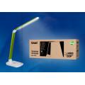 Светильник настольный светодиодный TLD-521 Green с диммером