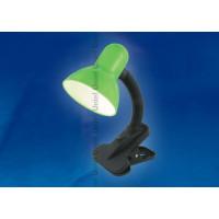 Светильник настольный с прищепкой TLI-222 Green цоколь Е27