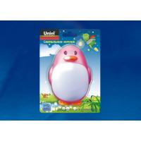 Ночник светодиодный детский DTL-301-Пингвин Pink