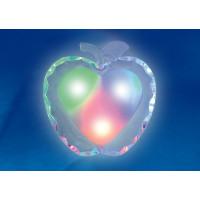 Ночник светодиодный детский DTL-302-Яблоко 3color