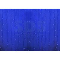 Гирлянда Светодиодный Дождь IP44 2x9м Синяя