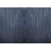 Гирлянда Светодиодный Дождь IP44 2x9м Белая