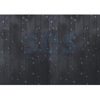Гирлянда Светодиодный Дождь IP54 2x9м Белая