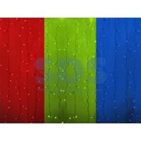 Гирлянда Светодиодный Дождь IP44 2x2м