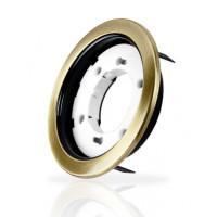 Светильник WOLTA для светодиодных ламп GX53 корпус Матовое золото