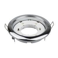 Светильник для светодиодных ламп GX53-mini корпус Хром