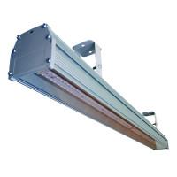 Светодиодный влагозащищенный светильник SENAT Ares AL 110 Вт для производственных и складских помещений - Аналог ЛСП 2x36