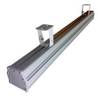 Промышленный LED светильник SENAT Ares AL IP65 HL84 90W 10100Lm 5000K 1000x80x155мм