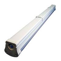 Светильник с возможностью линейного подключения SENAT Hermes Light 66W 6900Lm 2000x76x76мм Матовый IP65