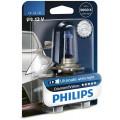 Автомобильная галогенная лампа Philips DiamondVision H1 12V 55Вт 12258DVB1
