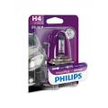 Галогенная лампа Philips H4 VisionPlus 60/55Вт 12342VPB1