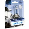 Галогенная лампа противотуманная Philips CrystalVision H11 12V 55Вт 12362CVB1