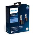 Комплект светодиодных ламп Philips X-tremeUltinon LED-FOG H8/H11/H16 6500K 12794UNIX2