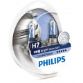 Автомобильные лампы головного освещения Philips CrystalVision H7 55Вт 12972CVSM (комплект 2шт. + 2 габаритные)