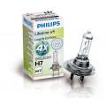 Галогеновая лампа для автомобиля Philips LongLife EcoVision H7 55Вт 12972LLECOC1