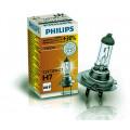 Лампа головного света галогеновая Philips Vision (Premium) H7 55Вт (+30%) 12972PRC1