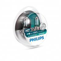 Лампы для автомобильных фар Philips X-tremeVision H7 12972XVS2