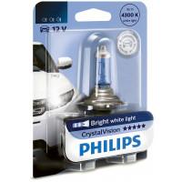 Лампа головного освещения автомобиля Philips CrystalVision HB3 12V 65Вт 9005CVB1