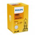 Лампа для головного освещения Philips Vision HB3 65Вт (+30%) 9005PRC1