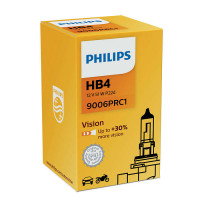 Лампа автомобильная Philips Vision HB4 9006PRC1