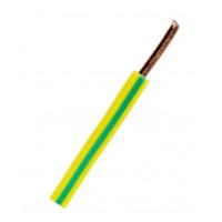 Провод ПВ1 2.5 Желто-зеленый