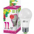 Лампа светодиодная LED-A60-standard 11Вт 230В Е27 6500К 990Лм ASD