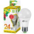 Лампа светодиодная LED-A65-standard 24Вт 230В Е27 3000К 2160Лм ASD