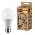 Лампа LED WOLTA A60 E27 15Вт 3000K 1400Лм