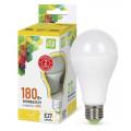 Лампа светодиодная LED-A60-standard 20Вт 160-260В Е27 3000К 1600Лм ASD