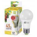 Лампа светодиодная LED-A60-standard 5Вт 160-260В Е27 3000K 450Лм ASD