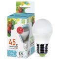 Лампа светодиодная LED-ШАР-standard 5Вт 230В Е27 4000К 450Лм ASD
