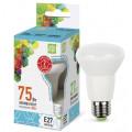 Лампа светодиодная LED-R63-standard 8.0Вт 160-260В Е27 4000К 720Лм ASD