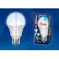 Лампа светодиодная Uniel Palazzo LED-A60-11W/NW/E27/FR/DIM PLP01WH 1100Lm 4500K 40-250V Диммируемая