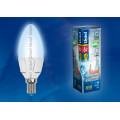 Лампа светодиодная свеча Uniel Palazzo LED-C37-6W/NW/E14/FR/DIM ALP01WH 560Lm 4500K 40-250V Диммируемая