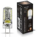 Лампа светодиодная Gauss LED GY6.35 3W 2700K 230Lm 220V SS107719103