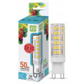 Лампа светодиодная LED-JCD-standard 5Вт 230В G9 4000К 450Лм ASD